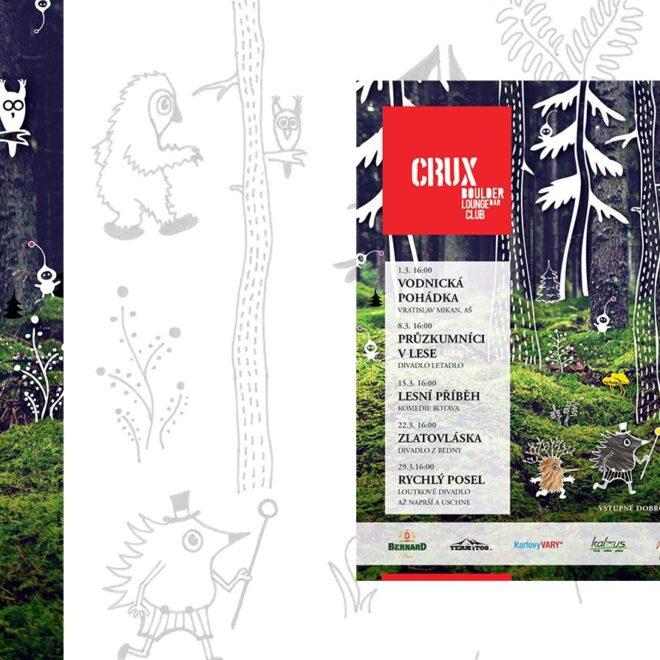 CRUX CLUB plakaty detska predstaveni (1)