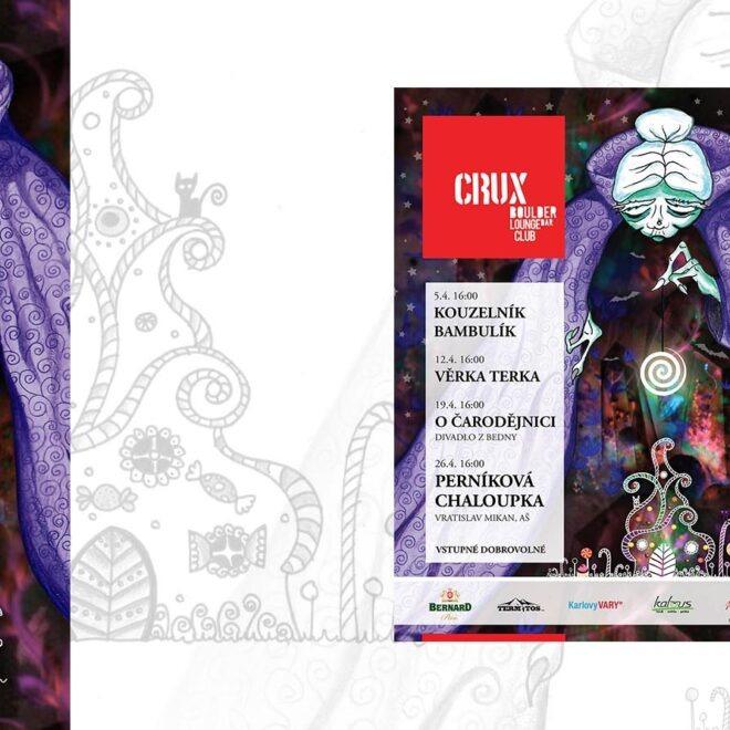 CRUX CLUB plakaty detska predstaveni (3)